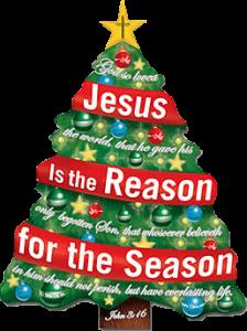 Tree-Jesus